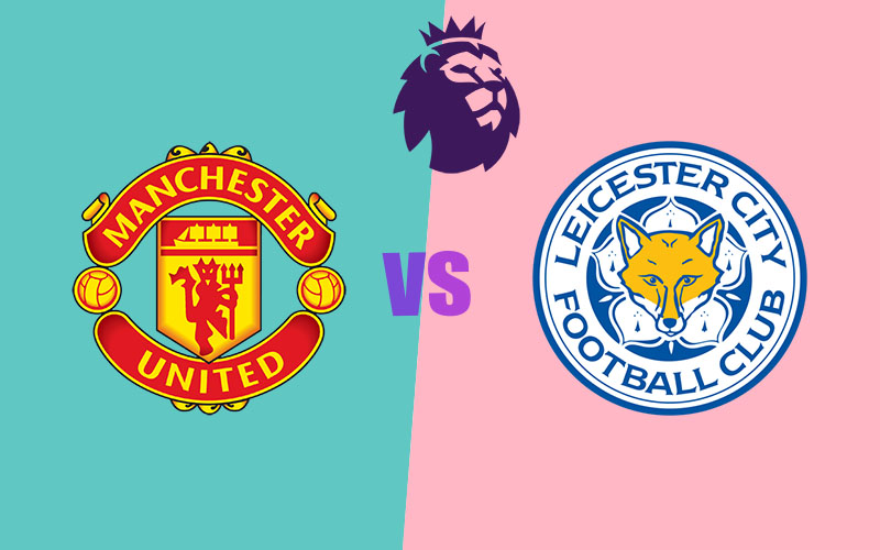 Manchester United vs Leicester, Premier League Round Of 36 ...