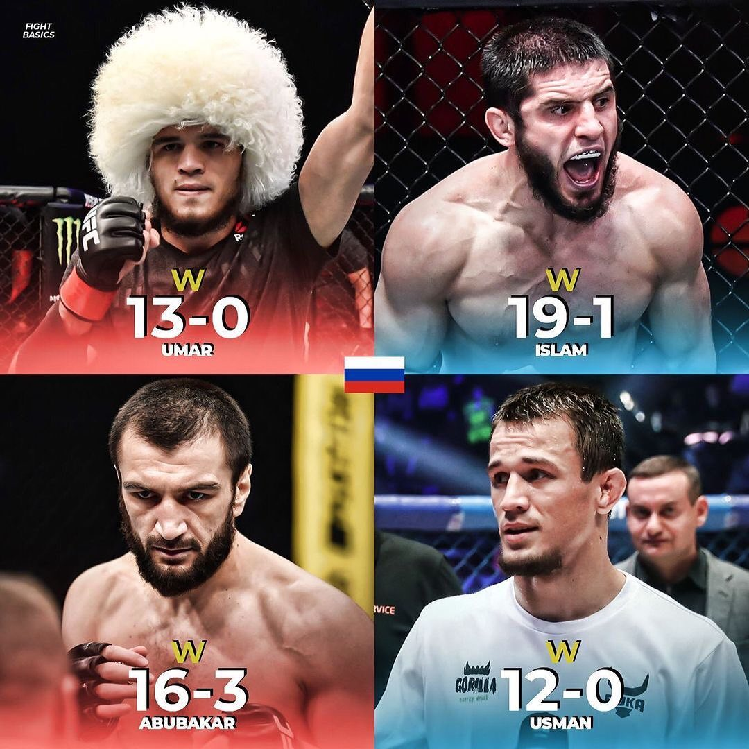 Khabibs Dad Thinks Nurmagomedov Will Have A Better Chance